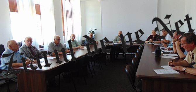 şedinţa Comitetului Consultativ de Dialog pentru Problemele Persoanelor Vârstnice 30.06.16