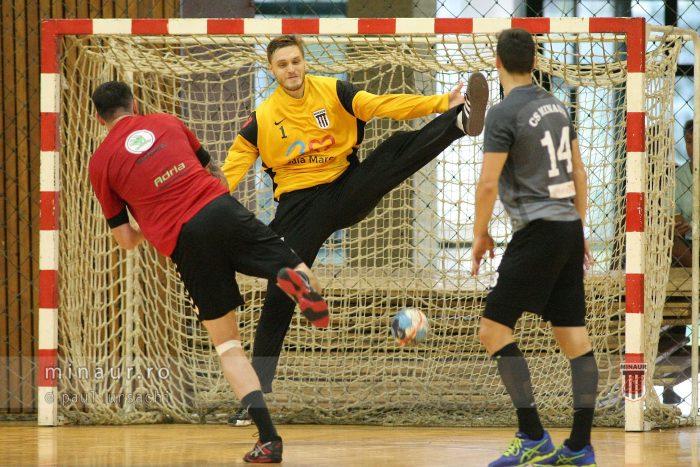 CSU Suceava, două înfrângeri și o victorie în turneul de la Baia Mare