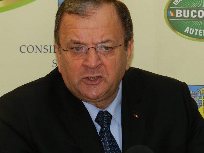 """Flutur revine în fruntea CJ Suceava:""""Sunt în mijlocul celor care fac eforturi pentru normalizarea situației în județ"""""""