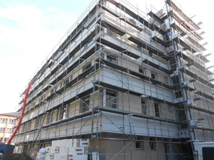 Noul ambulatoriu al Spitalului Județean Suceava a fost ridicat