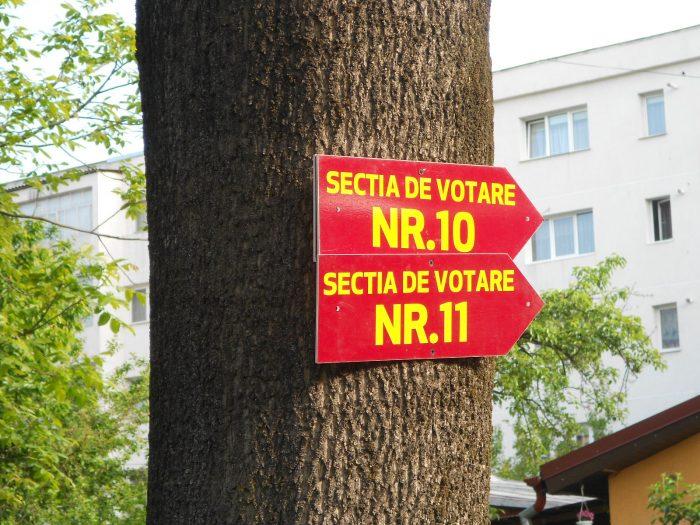 Ora 13: 16,6 % prezența la europarlamentare în județul Suceava, 13,7 % la referendum