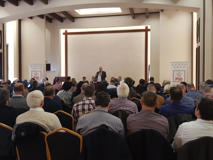 PSD Suceava trimite 42 de delegați la congresul din februarie