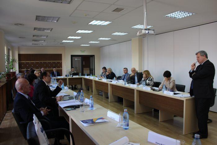 USV Suceava a organizat reuniunea universităților membre ale Consorțiului din Republica Moldova, România și Ucraina