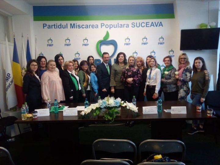 PMP Suceava vrea gratuitate la toate analizele medicale pentru femeile însărcinate