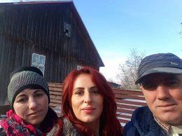 Steliana Miron selfie de campanie parlamentare nov 2016