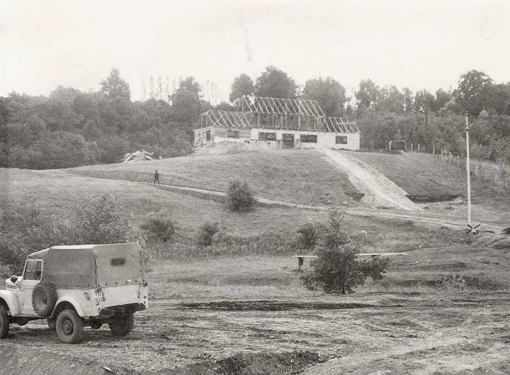 UN ORAȘ, DOUĂ SECOLE (133): Așa s-a construit cabana Dumbrava Minunată din Fălticeni