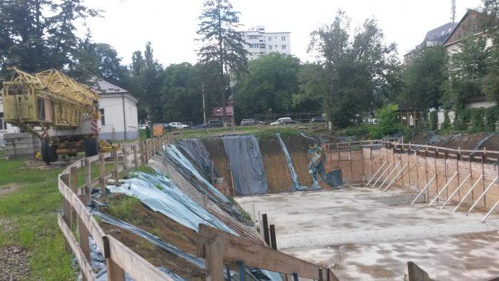 Încă un termen de finalizare depășit: întârzie reluarea lucrărilor la centrul oncologic din Suceava