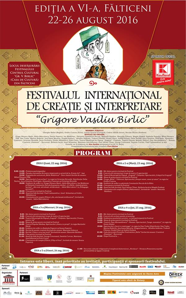 Festivalul Birlic 2016