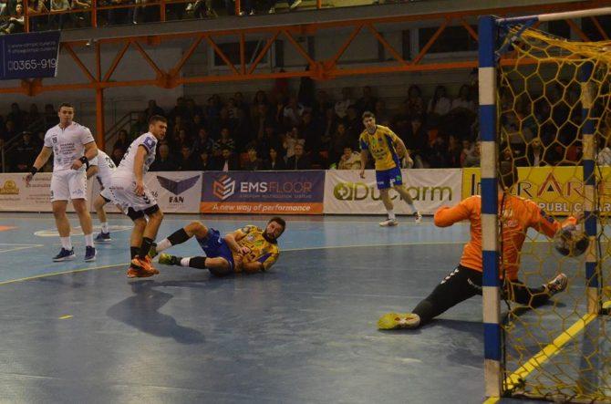 Eliminări în serie și înfrângere: Potaissa Turda – CSU Suceava 33 – 28