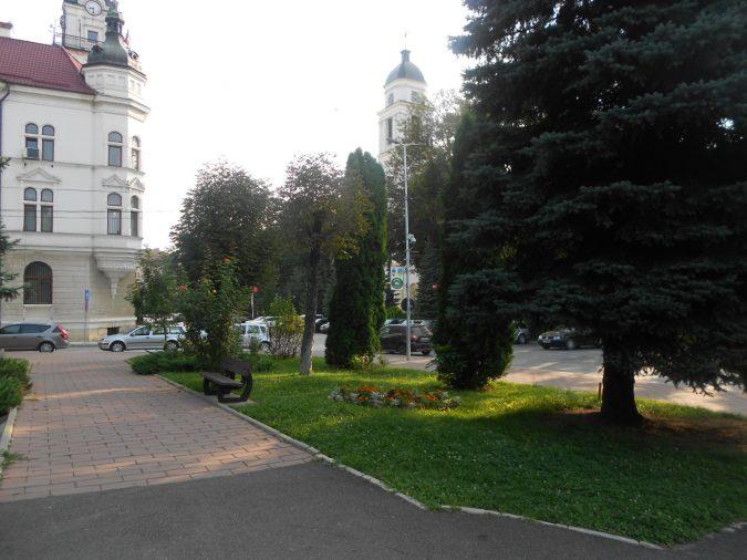 La loc comanda!În apropierea Palatului Administrativ Suceava va fi amplasată statuia lui Iancu Flondor, nu monumentul Unirii