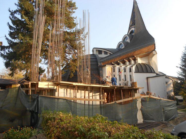 O nouă alocare bugetară pentru biserica Nașterea Maicii Domnului din Suceava