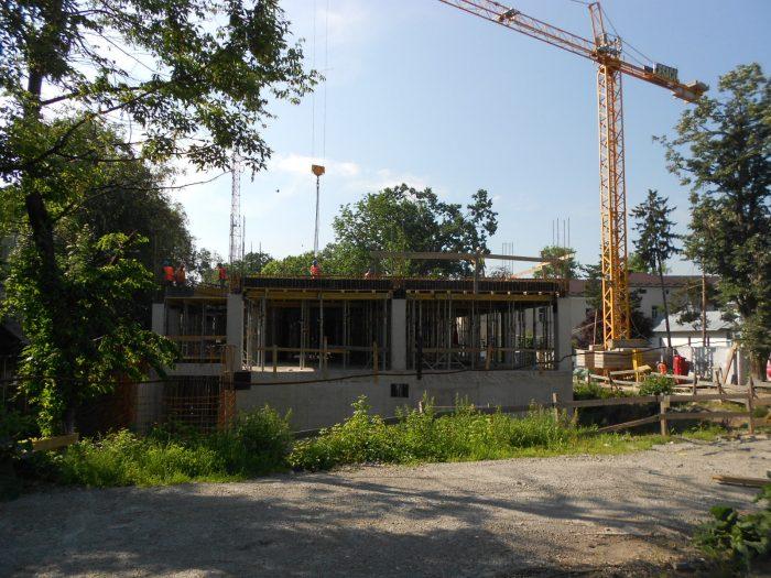 Capătă contur centrul de radioterapie oncologică de la Spitalul Județean Suceava
