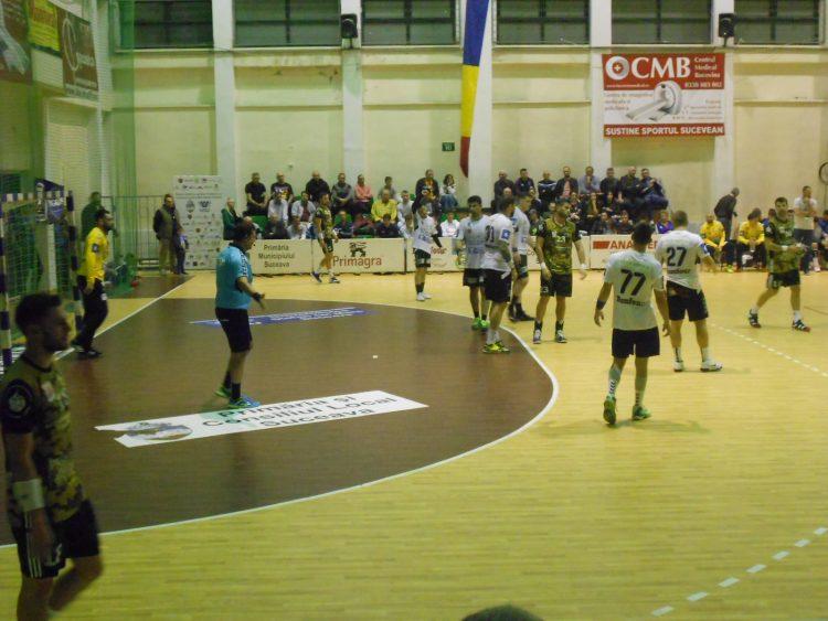 Chiruț, aruncă prosopul!CSU Suceava- Dobrogea Sud Constanța 24 – 35