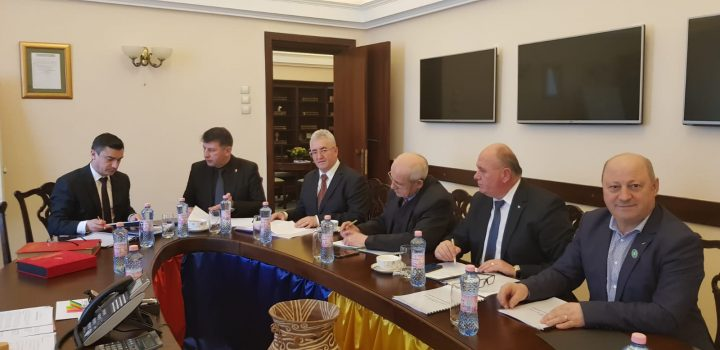 """Lungu speră ca peste două luni asociația liberală """"Moldova se dezvoltă"""" să fie funcțională"""