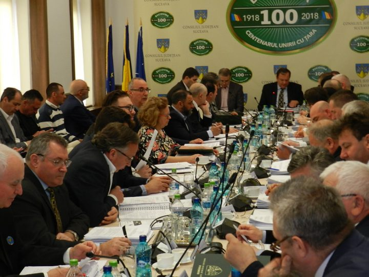 Buget de 96 milioane euro pentru Consiliul Județean Suceava, în acest an