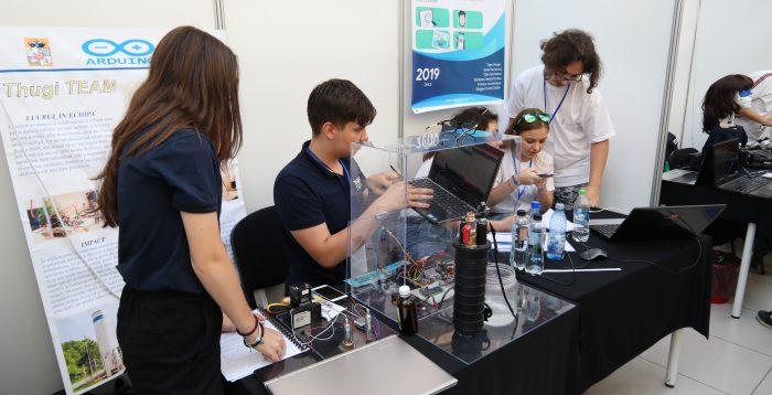Olimpiada națională de creativitate științifică de la Suceava își va desemna câștigătorii pe 19 iunie