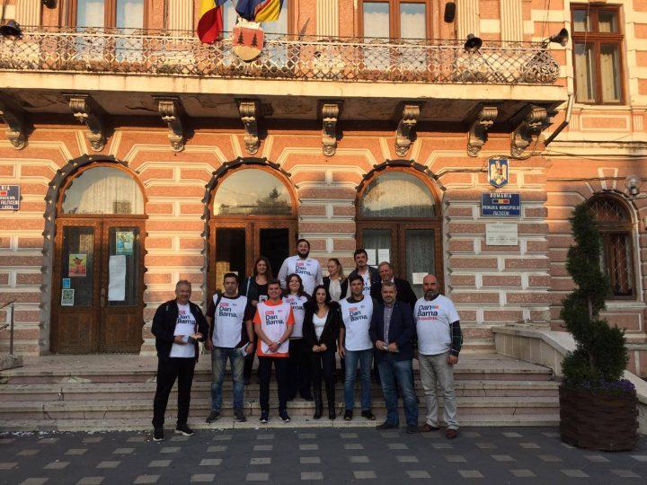 Europarlamentarul PLUS Ramona Strugariu în vizită la Fălticeni