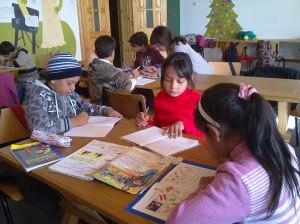 abandon scolar Fara frontiere