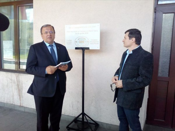 """Caravana """"Zestrea Bucovinei"""" powered by Flutur face a patra haltă, la Câmpulung Moldovenesc"""