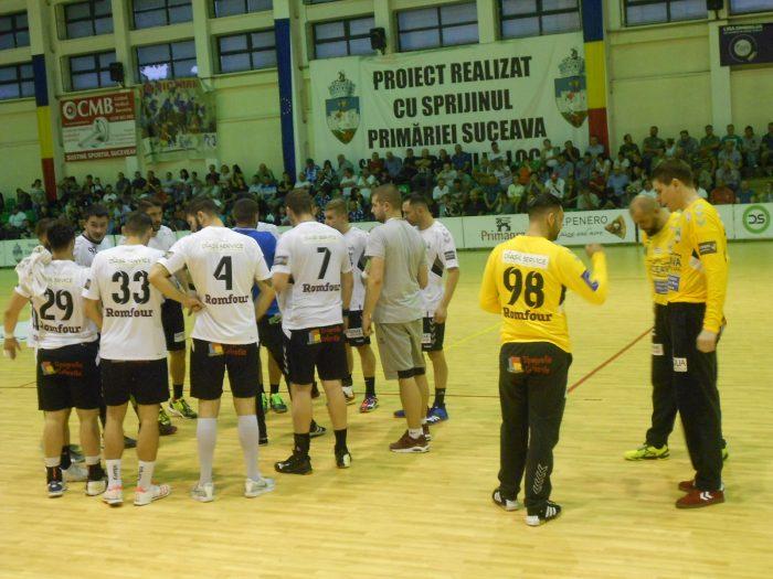 Tragere la sorți: Unirea Sânnicolau Mare – CSU Suceava în Cupa României la handbal