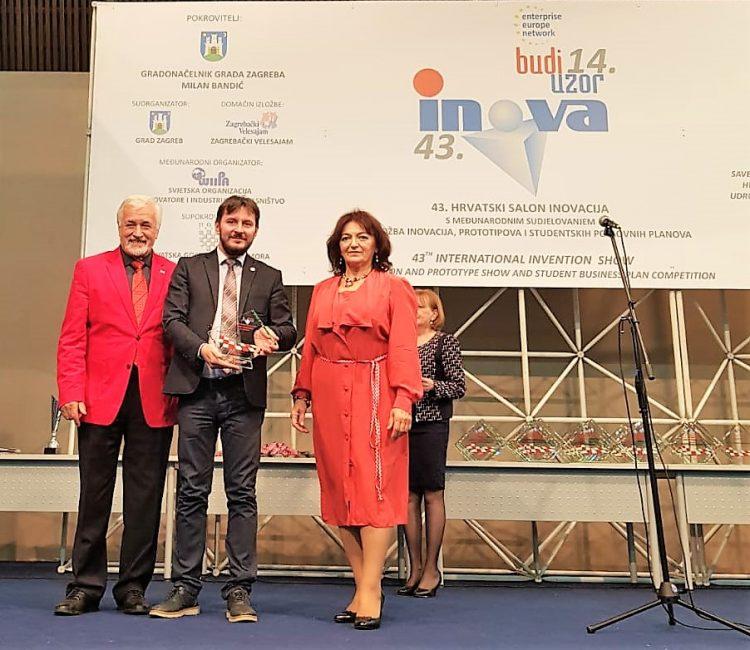 USV a câştigat premiul pentru cea mai bună invenţie europeană la Salonul de Inventică Zagreb