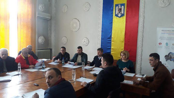 Delegație din Kendainiai ( Lituania ) la Zilele Fălticeniului