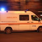 Doi răniți după o tamponare provocată de o șoferiță, la Pojorâta