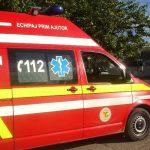 Două persoane rănite după o tamponare între un autoturism și o autoutilitară, la Capu Codrului