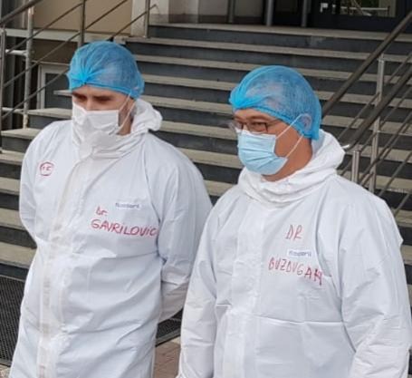 """Spitalul Județean Suceava se redeschide, din 2 iunie, pentru pacienții non-COVID.Director medical: """"Contăm pe discernământul celor care vor avea intenția să vină la spital și ne încredințăm că doar cei cu urgențe vor veni"""""""