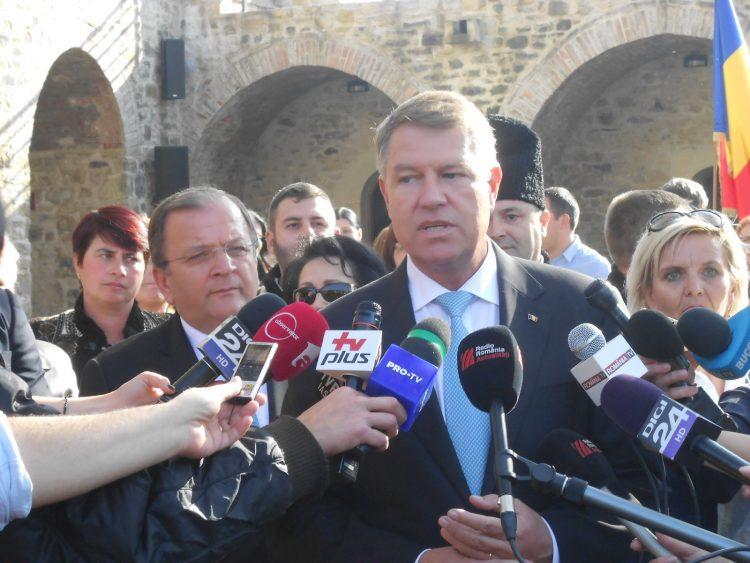 Iohannis va participa miercuri lainaugurarea noului ambulatoriu al Spitalului Județean Suceava