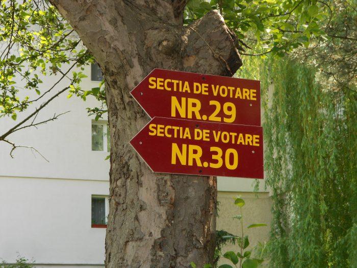 559 de secții de votare la prezidențiale, în județul Suceava