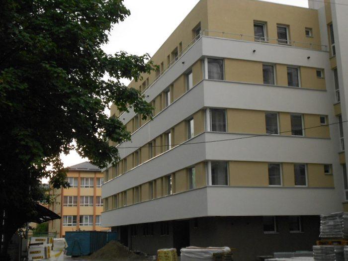 Două luni până la termenul de finalizare a ambulatoriului Spitalului Județean Suceava
