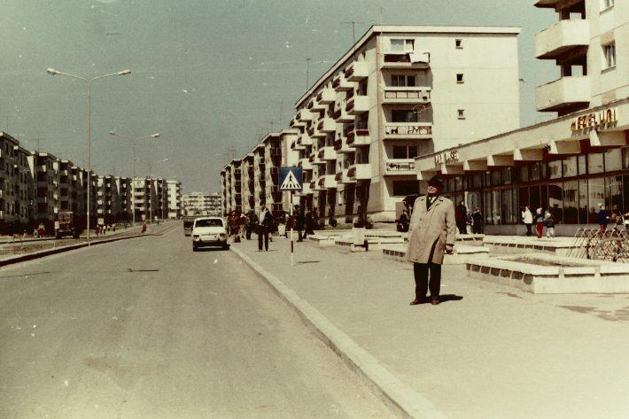 UN ORAȘ, DOUĂ SECOLE ( 153): Reconstrucția străzii Republicii din Fălticeni
