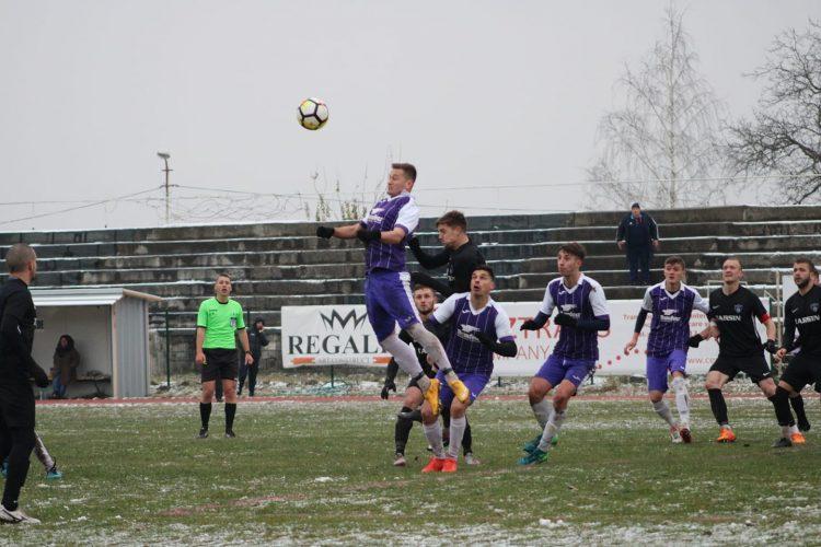 Fotbal, Liga 3: Șomuz Fălticeni pierde, pe final, cu Bucovina Rădăuți