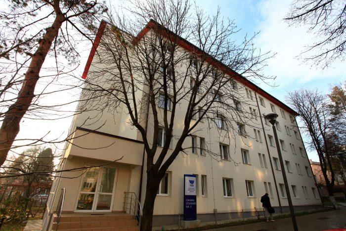 Criza coronavirus:Universitatea Suceava își pune la dispoziție căminele cadrelor medicale de la Spitalul Județean