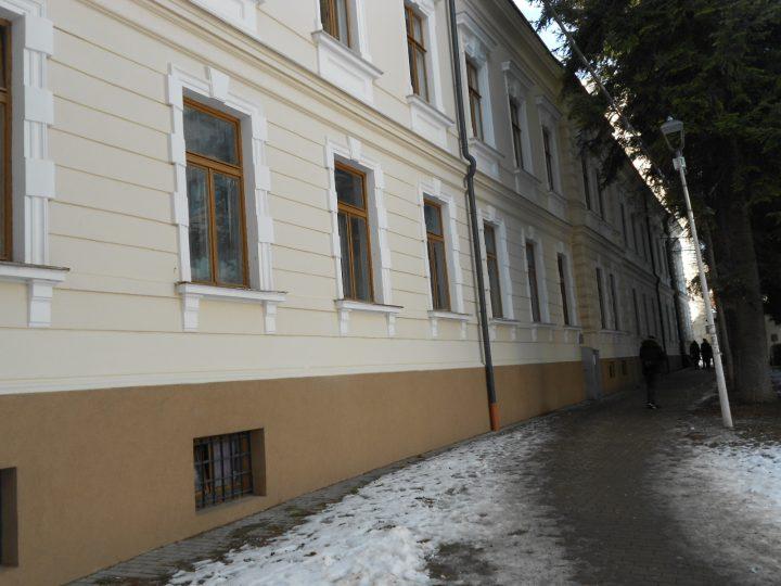 iitorul Muzeu de Artă al Bucovinei va fi amenajat pe laterala Muzeului de Istorie Suceava