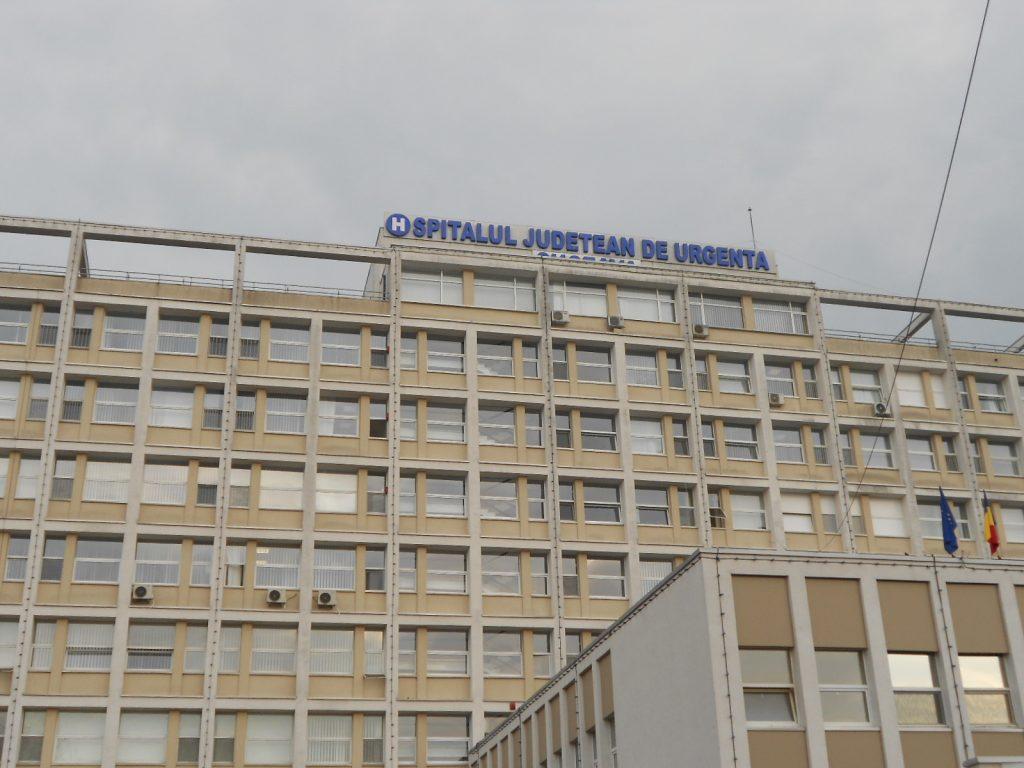 """Proiect""""Spitalul comunității tale"""" la Spitalul Județean Suceava"""