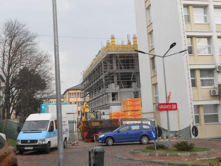 Noul ambulatoriu al Spitalului Județean Suceava va funcționa după modelul AKH Viena