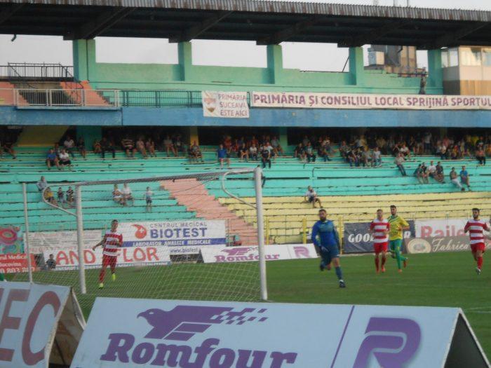 A început Liga 3 la fotbal: Victorii pe linie pentru Bucovina Rădăuți, Șomuz Fălticeni și Foresta Suceava