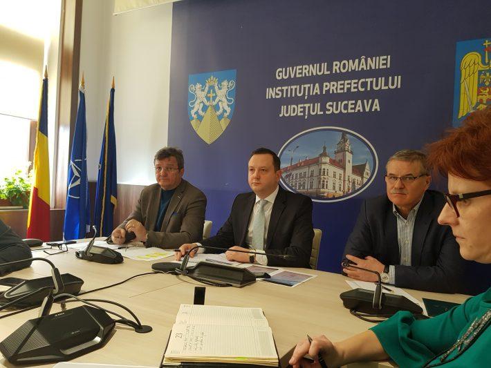 22 de localități din județul Suceava, beneficiare aleînregistrării gratuite a proprietăților imobiliare în sistemul integrat de cadastru și carte funciară