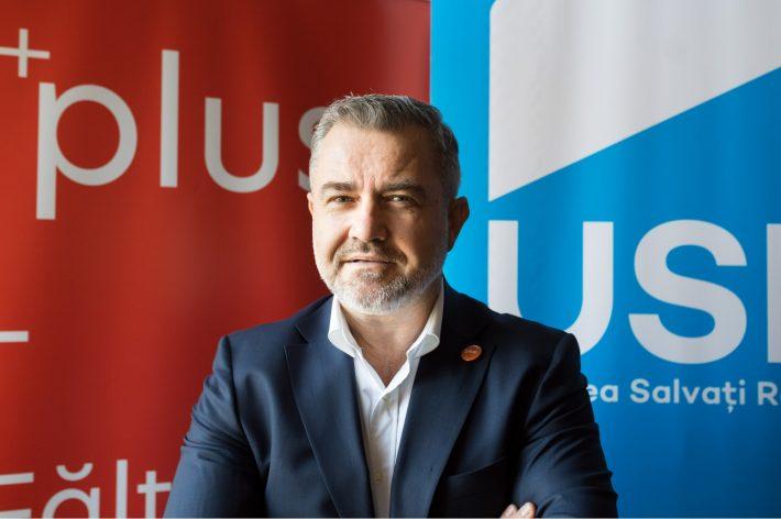 O nouă campanie de donare de sânge organizată de alianța USR PLUS Fălticeni