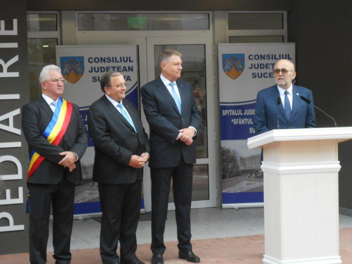 Flutur anunță centru de permanență la Spitalul Județean Suceava, Rîmbu va continua să schimbe mentalități