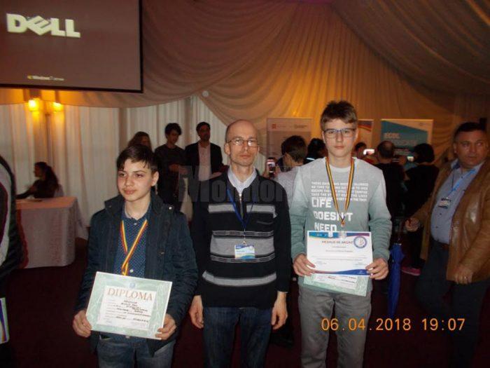 Suceveanul Eduard Dumitrescul, bronz la olimpiada balcanică de informatică