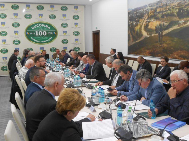 Ajutor financiar de 230.000 lei de la Consiliul Județean Suceava pentru 5 localități