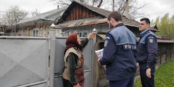 Polițiștii suceveni atrag atenția asupra furturilor din locuințe