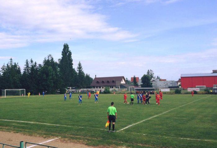 CSM Bucovina Rădăuți a promovat în Liga 3 la fotbal