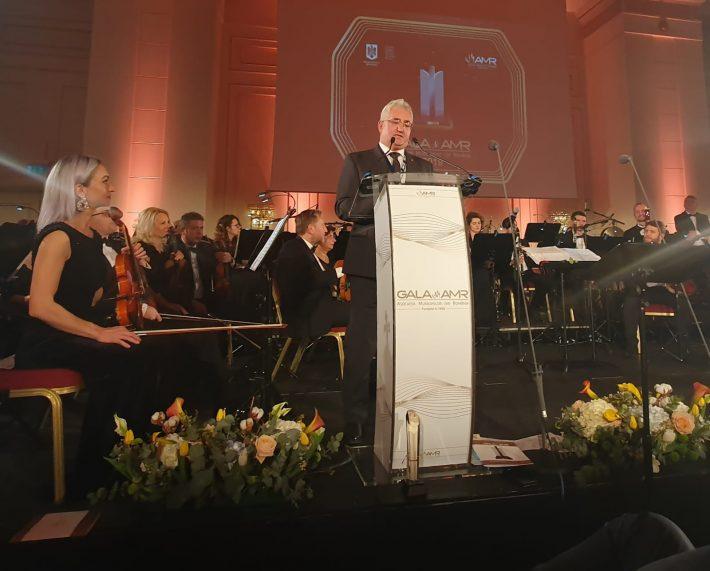 Titlu de excelență pentru municipiul Suceava la Gala Asociației Municipiilor din România