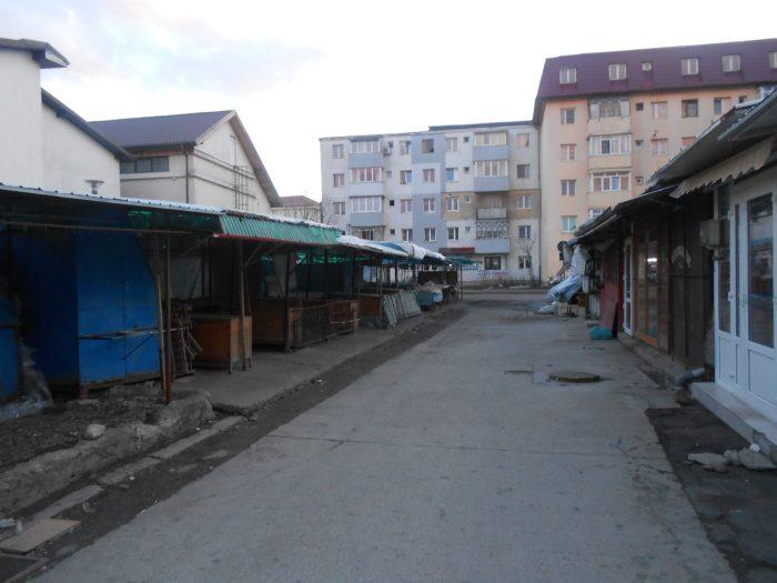 Piața Mică din Suceava, scoasă de pe lista de investiții a Primăriei în acest an