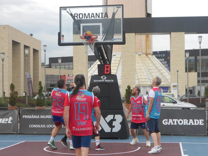 VIDEO/Meciuri pasionante la Superbet Castorii Suceava Streetball