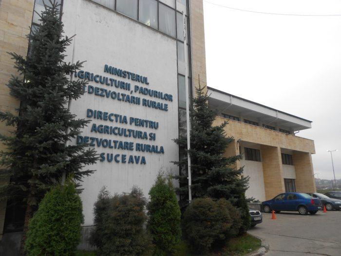 Salariații APIA Suceava, verificați dacă au protestat la București